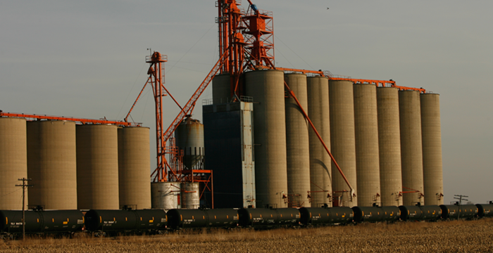 county industry, silo